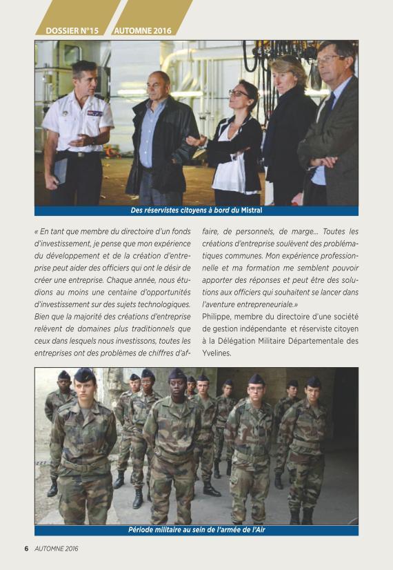 LA RESERVE MILITAIRE - ESR Reserv15