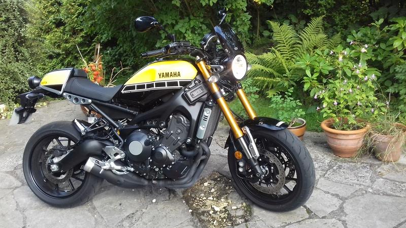 Photos de toutes les Yamaha XSR 900 du forum ! :) 20160916
