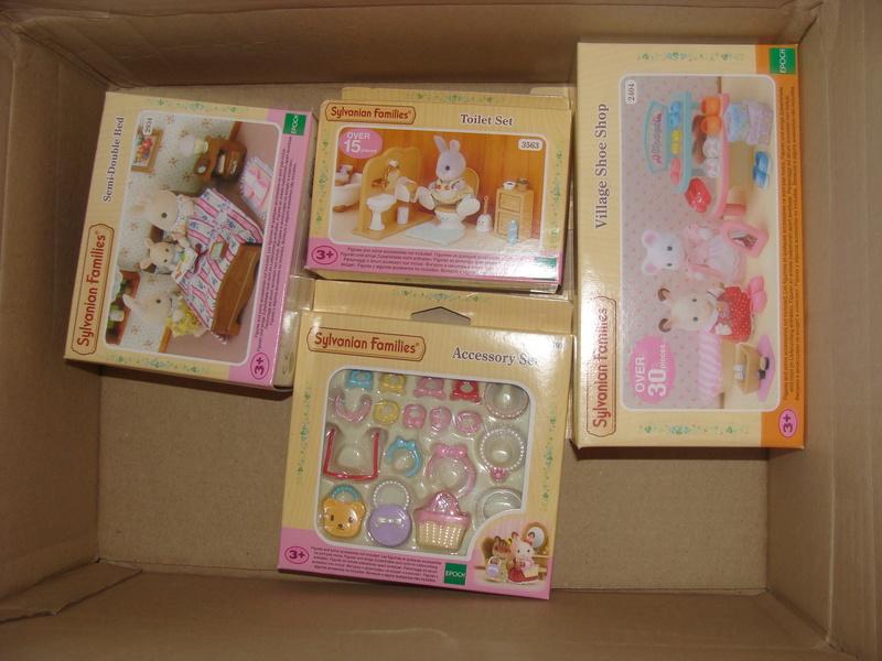 Mes peu nombreux achats, mais mes nombreux cadeaux - Page 6 Dsc01810