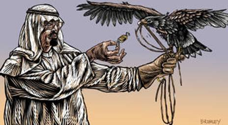 Comment l'Arabie Saoudite promeut l'islamisme à l'échelle planétaire Rapace10