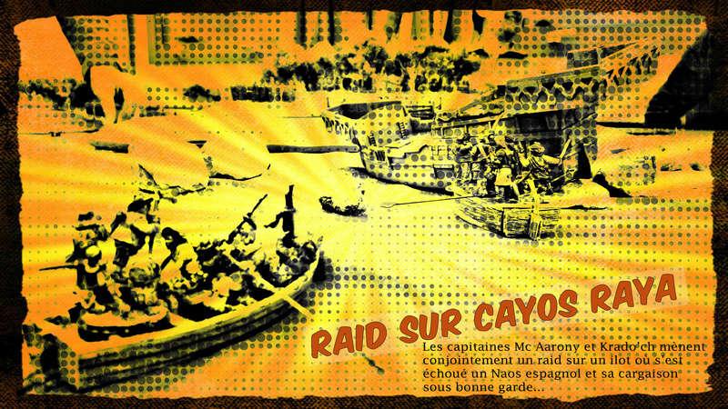 Un demi siècle plus tôt, les caraïbes dans la Flibuste 001_af10