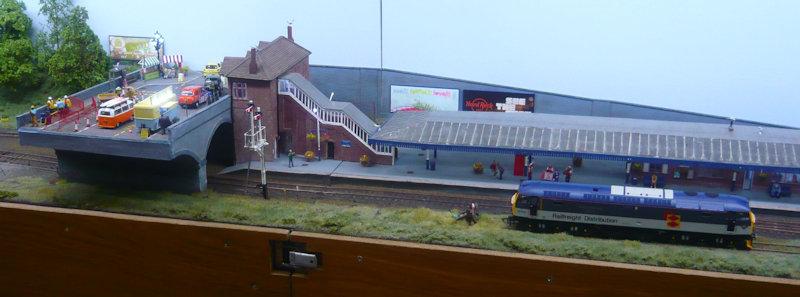 Model Railway Exhibition Visits - Reports Blackb10