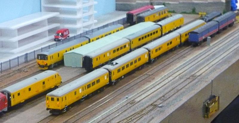 Model Railway Exhibition Visits - Reports Blackb11