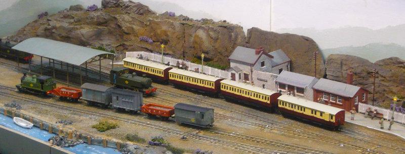 Model Railway Exhibition Visits - Reports Blackb12
