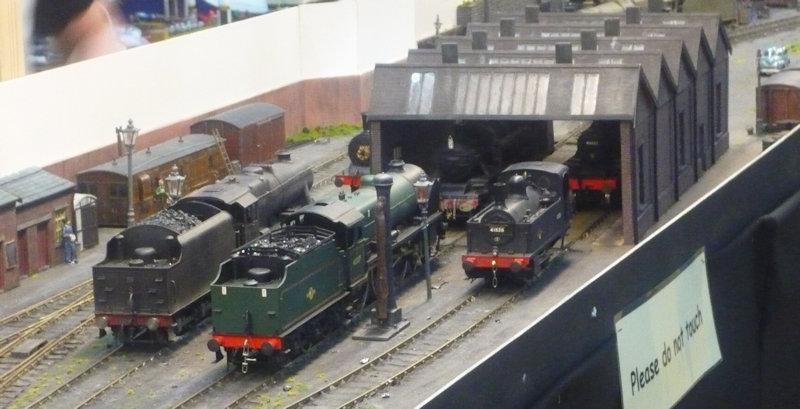 Model Railway Exhibition Visits - Reports Blackb14