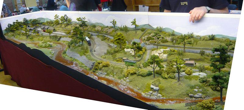 Model Railway Exhibition Visits - Reports Blackb15
