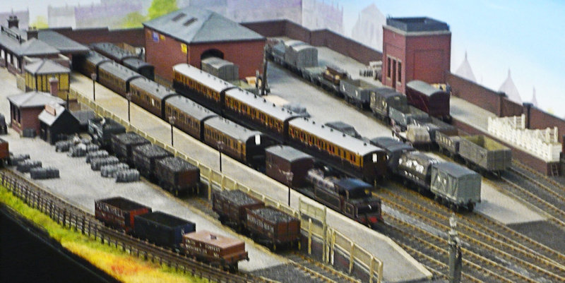Model Railway Exhibition Visits - Reports Blackb16