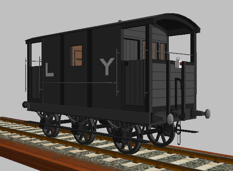 Rufuskins' Workshop LYR Wagons - Page 4 D061re10
