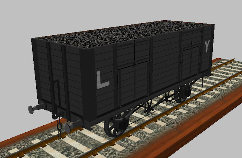 Rufuskins' Workshop LYR Wagons - Page 4 D06710
