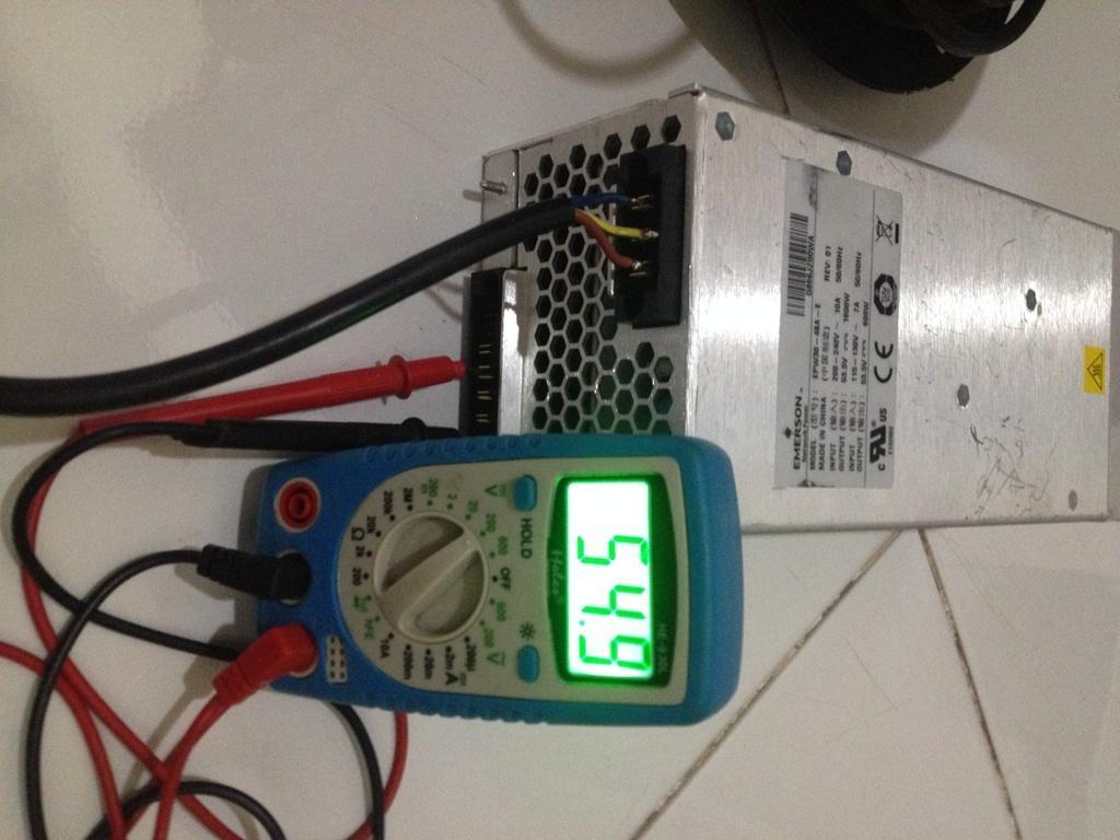 Chargeur 48V 1600watts (sur base alim de serveur) 22267410