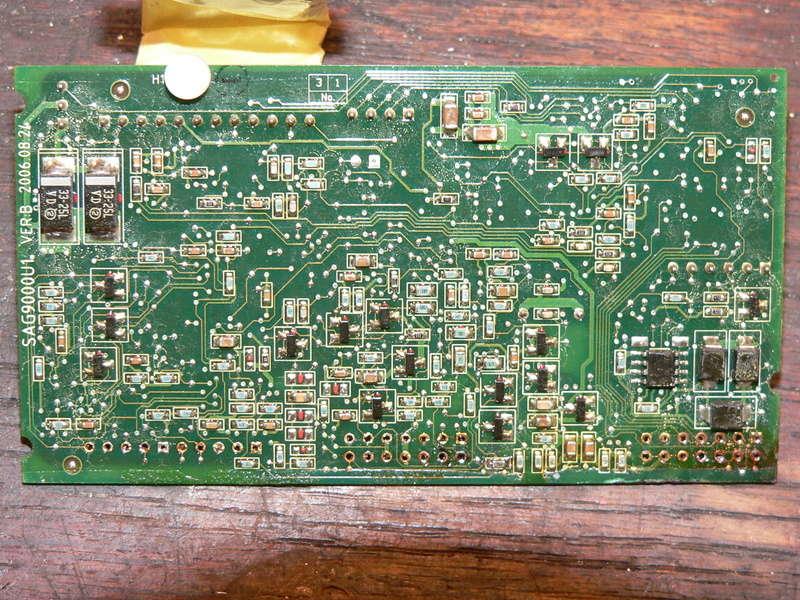 Chargeur 48V 1600watts (sur base alim de serveur) P1180114