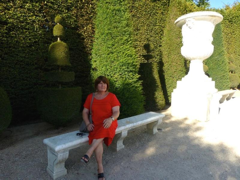 Ester, Jardins de Versailles Cara0210
