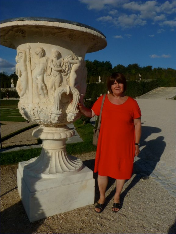 Ester, Jardins de Versailles Cara0610