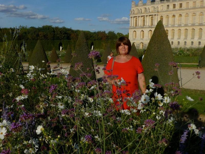 Ester, Jardins de Versailles Cara1410