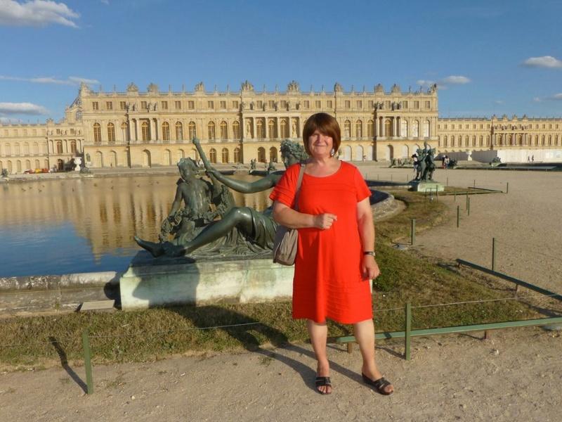 Ester, Jardins de Versailles Cara1510