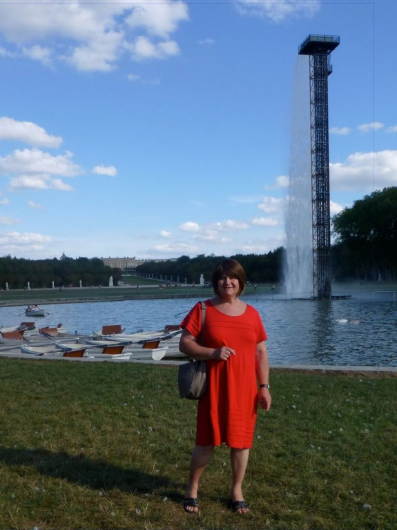 Ester, Jardins de Versailles Cara1710