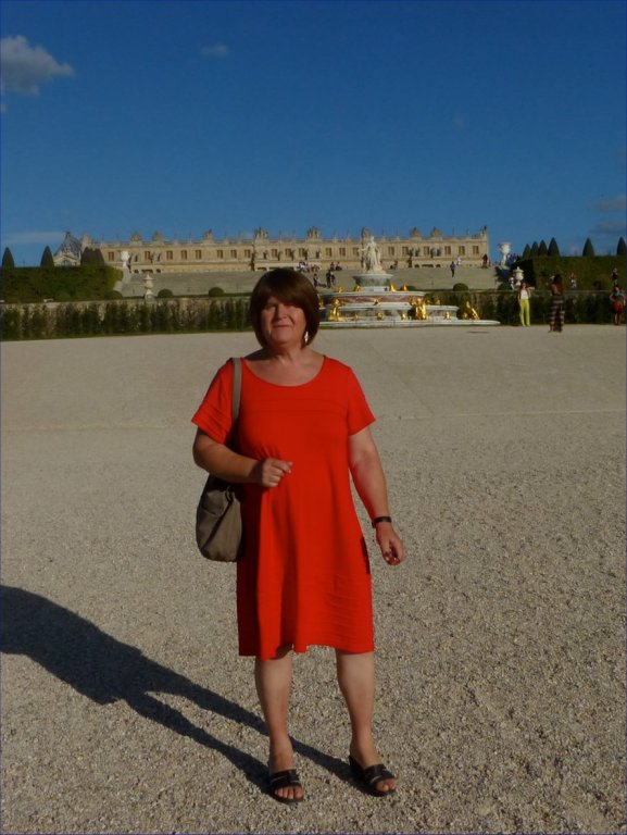Ester, Jardins de Versailles Cara3410