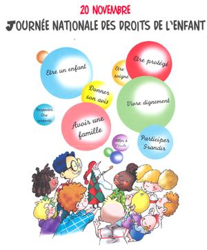 Affiche crèche les droits de l'enfant Affich10