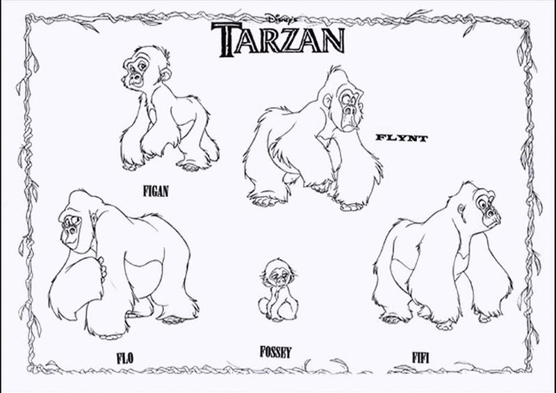 Tarzan [Walt Disney - 1999] - Page 4 Uoo10