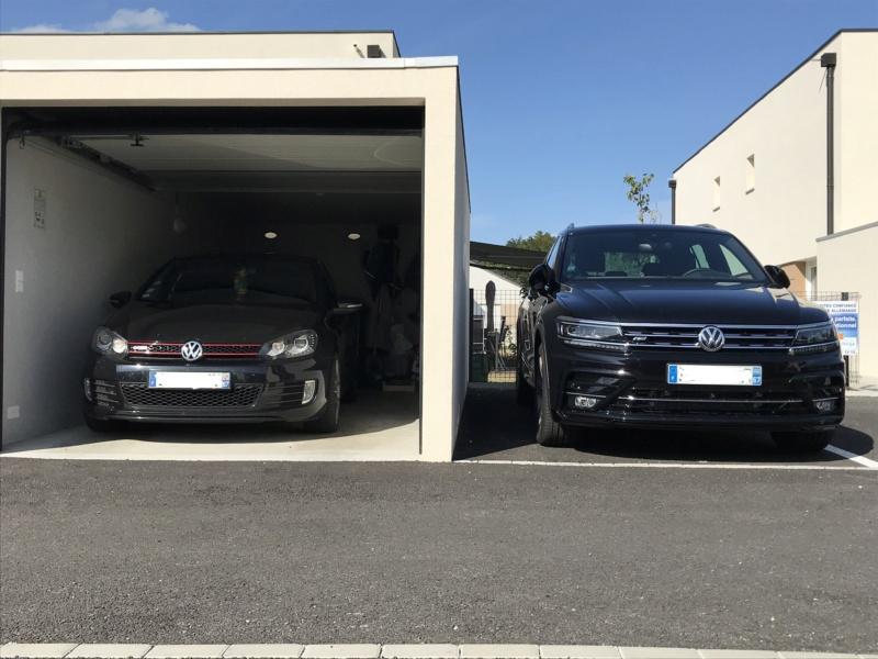 [VW TIGUAN 240 BI TDI] et [L'AVION DE CHASSE] Nouveau départ ! 5e7ad210