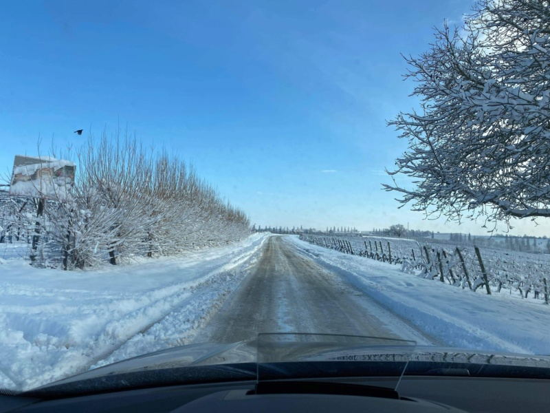 [VW TIGUAN 240 BI TDI] et [CAMARO V8 REDLINE] C'est l'hiver ! p3 - Page 3 960c3a10