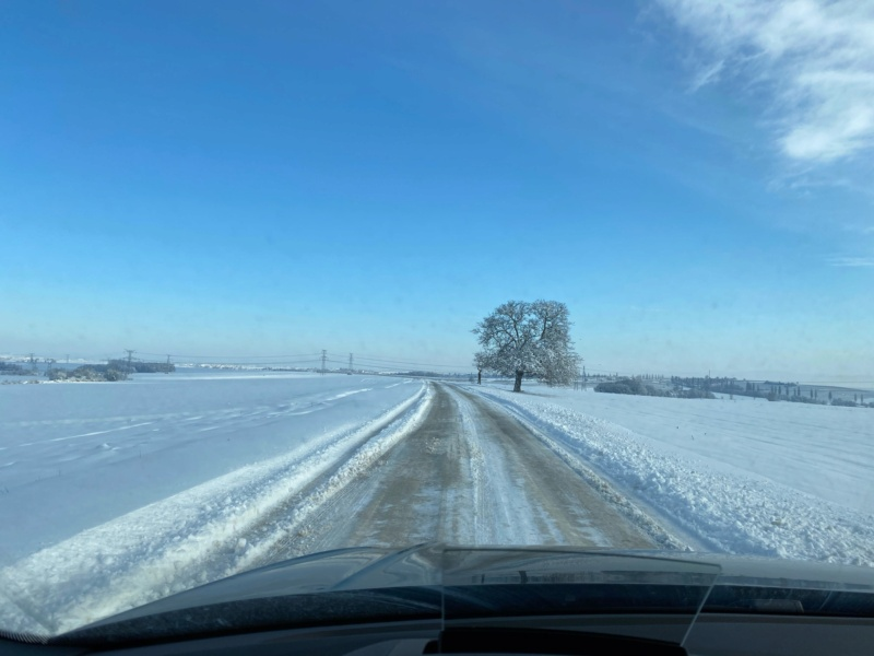 [VW TIGUAN 240 BI TDI] et [CAMARO V8 REDLINE] C'est l'hiver ! p3 - Page 3 B99b7110