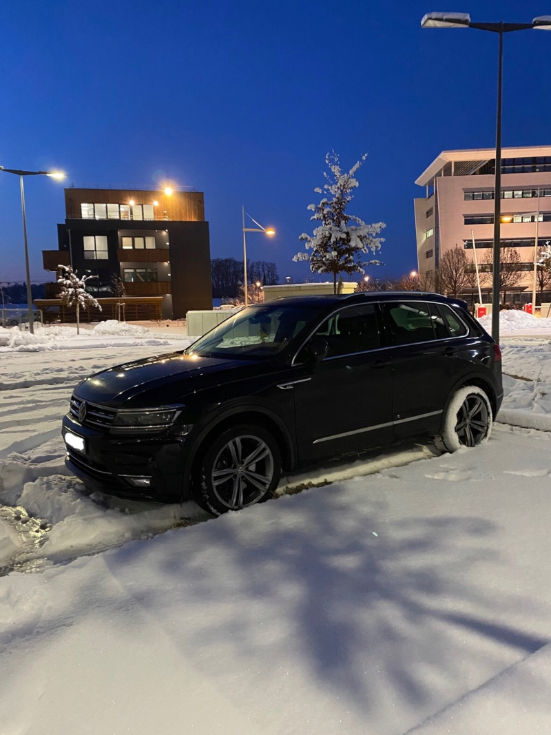 [VW TIGUAN 240 BI TDI] et [CAMARO V8 REDLINE] C'est l'hiver ! p3 - Page 3 D22d8910