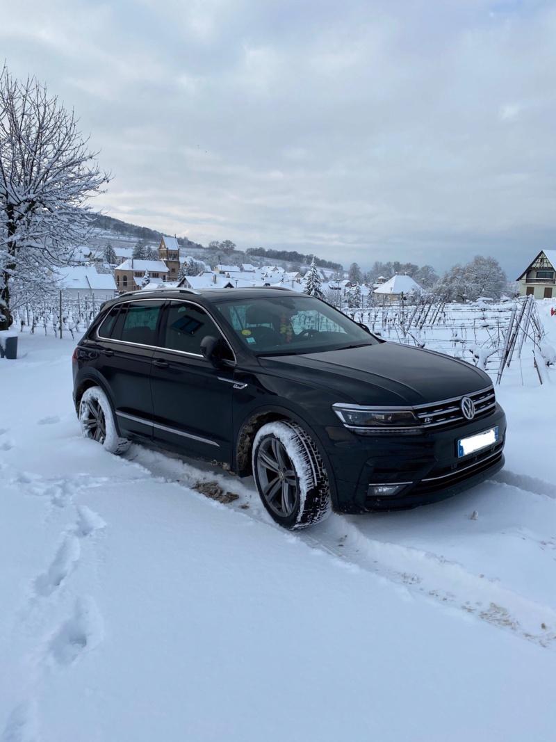[VW TIGUAN 240 BI TDI] et [CAMARO V8 REDLINE] C'est l'hiver ! p3 - Page 3 Dafa3910