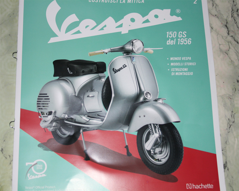 VESPA 150 GS del 1956 Img_1810