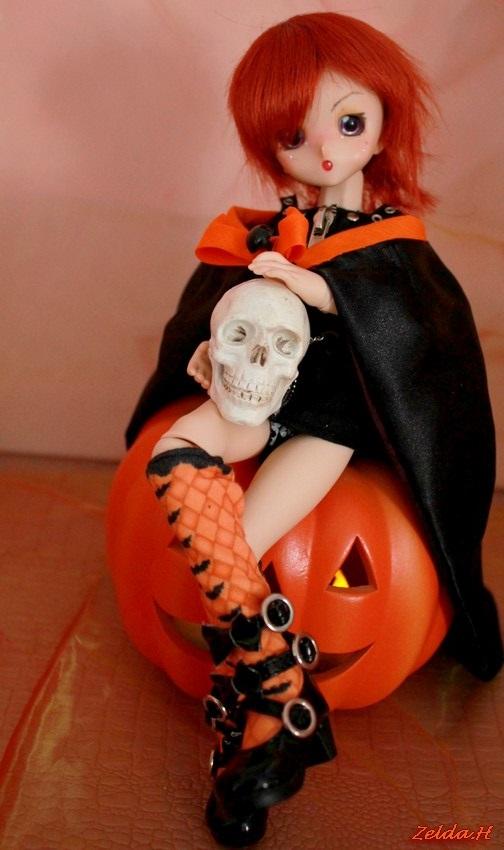 Okik'o...Prête pour Halloween [SQ-Lab Chibi Ren] Okiko_14