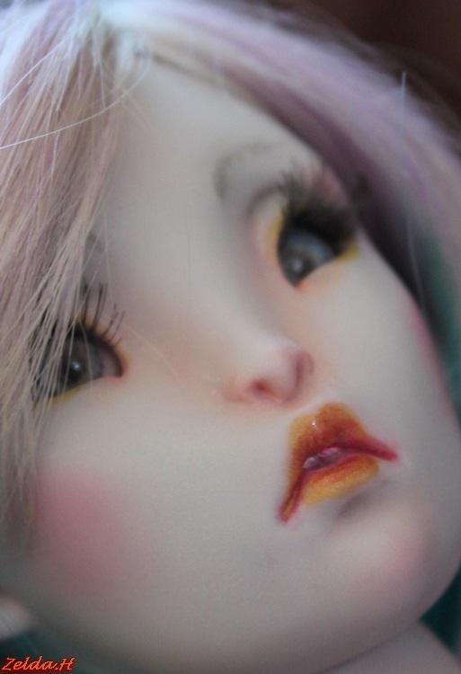 Olathe, Délicate en fleurs [Grey Lyse Cerisedolls] Olathe14