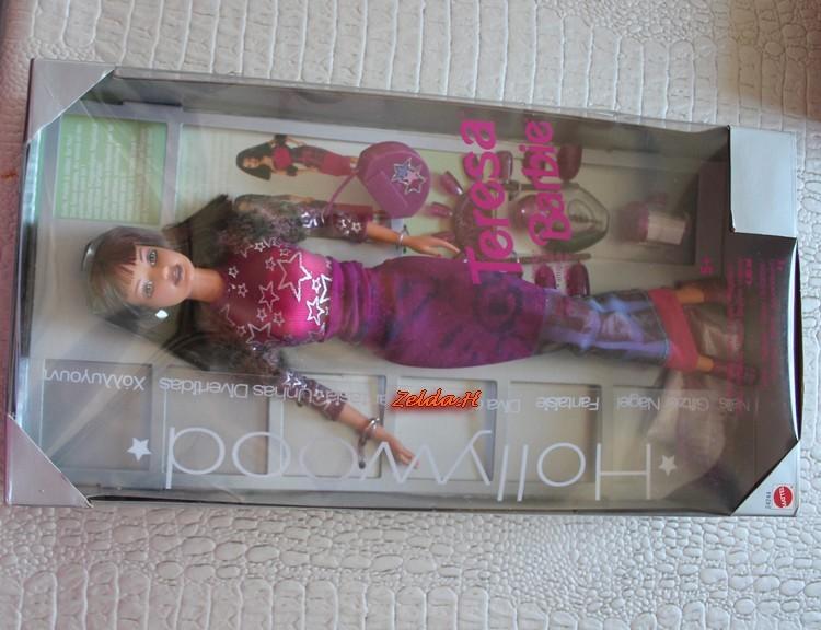 [VENTE]Barbie neuves sous blister ! Teresa10