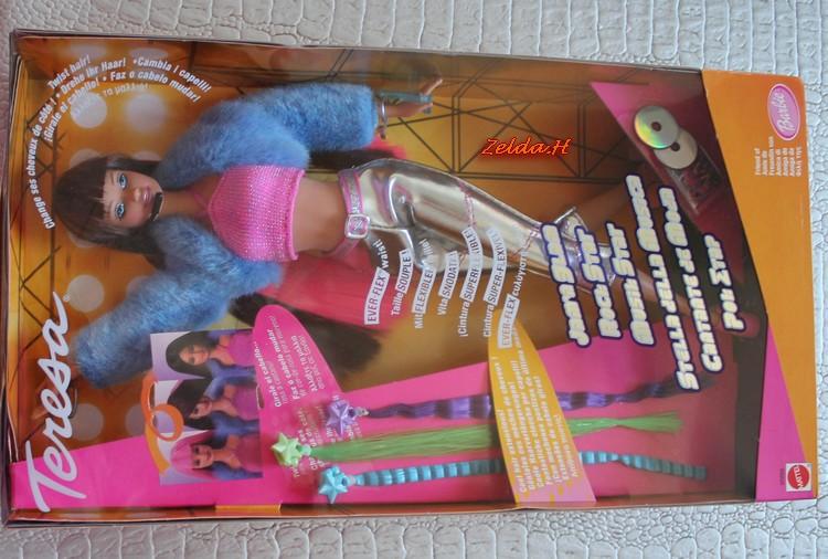 [VENTE]Barbie neuves sous blister ! Teresa12