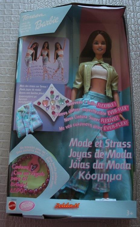 [VENTE]Barbie neuves sous blister ! Teresa14