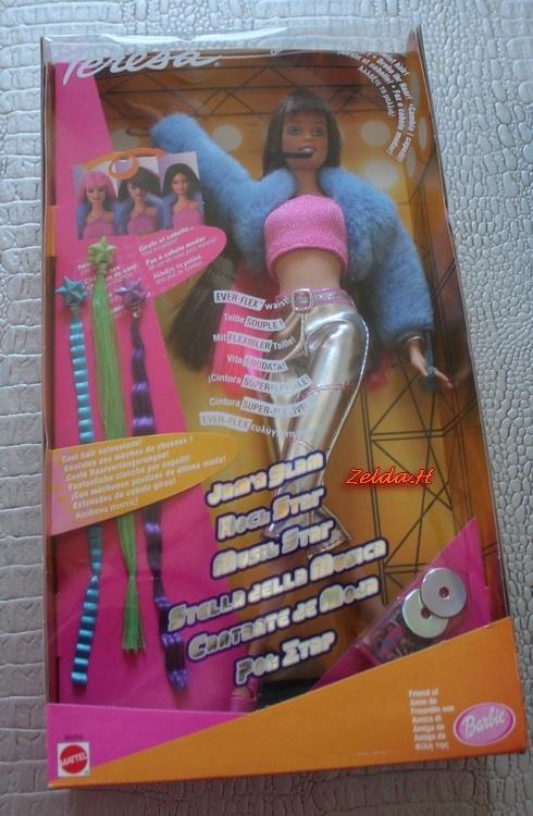 [VENTE]Barbie neuves sous blister ! Teresa15
