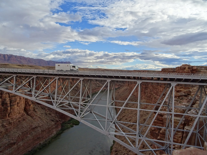 NAVAJO BRIDGE Dsc04513