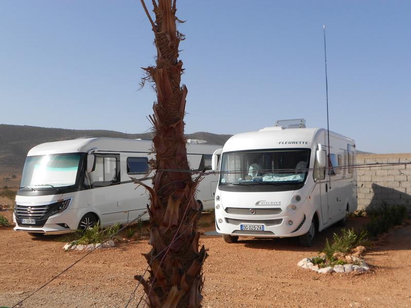 [Maroc Camp/Dernières nouvelles] Tempête chez Lahcen à Bouizakarne (Camping Tinnoubga) 1er_ma10