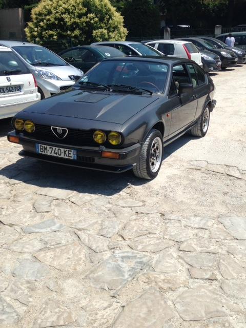ALFA ROMEO GTV6 A VENDRE 110
