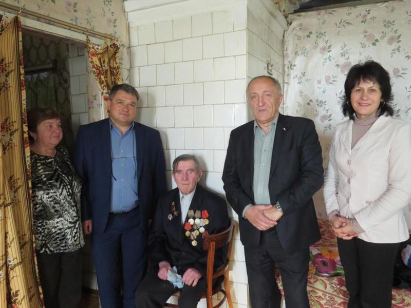 73 годовщина освобождения Демидовского района от немецко -фашистских захватчиков 124