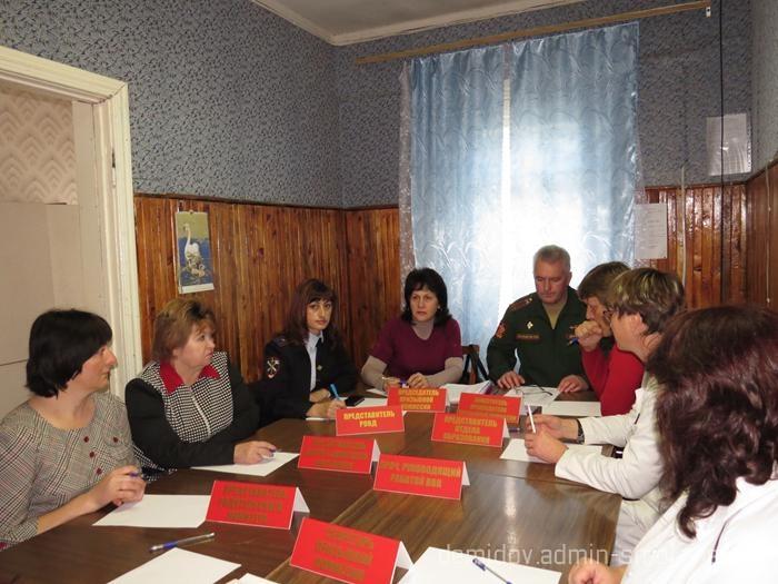 В Демидовском районе началась осенняя кампания по призыву граждан на военную службу 137