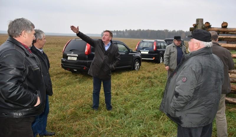 В «Смоленском поозерье» будут разводить зубров 160