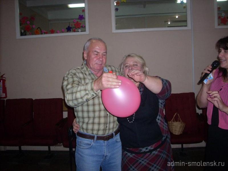 Посиделки для пожилых людей  315