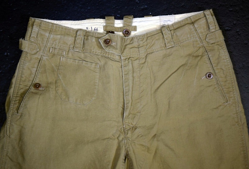 Not even the Storey Collection has an example of these ultra rare Canadian trousers... C311