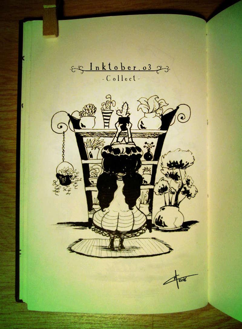 [Terminé] Inktober 2016 - Page 3 Inktob12