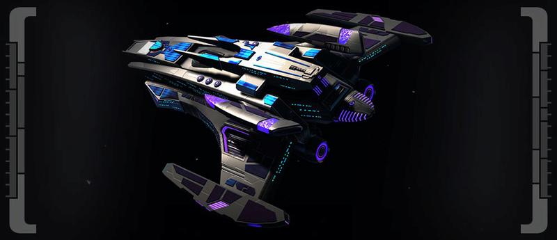 Heavy - [ONE-PS4] Jem'Hadar Heavy Escort Carrier [T6] Spécifications 21bb4210