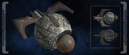 Sphere Builder Edoulg Science Vessel [T6]