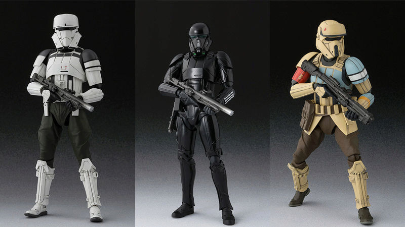 ROGUE ONE - DEATH TROOPER (MMS385) I9mtrf10