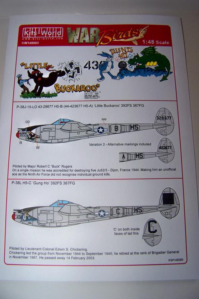 P-38J, ALG-A10 CATZ 07/44 ( Academy 1/48)( FINI ) 001_3_11
