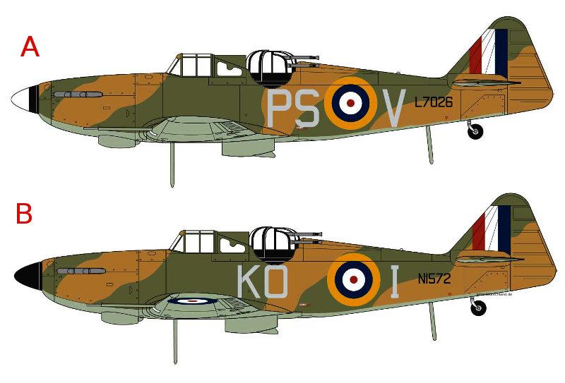 Boulton Paul Defiant MKI (Airfix 1/48) Finish ! 001_de24