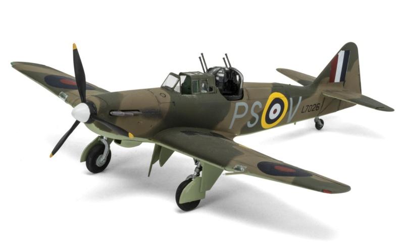 Boulton Paul Defiant MKI (Airfix 1/48) Finish ! 001_de25